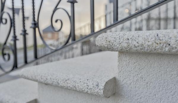 Bespoke Stone Steps